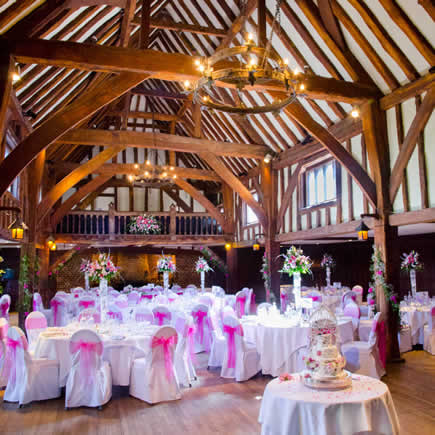 Great Fosters Egham wedding venue - Mark Sisley Photography