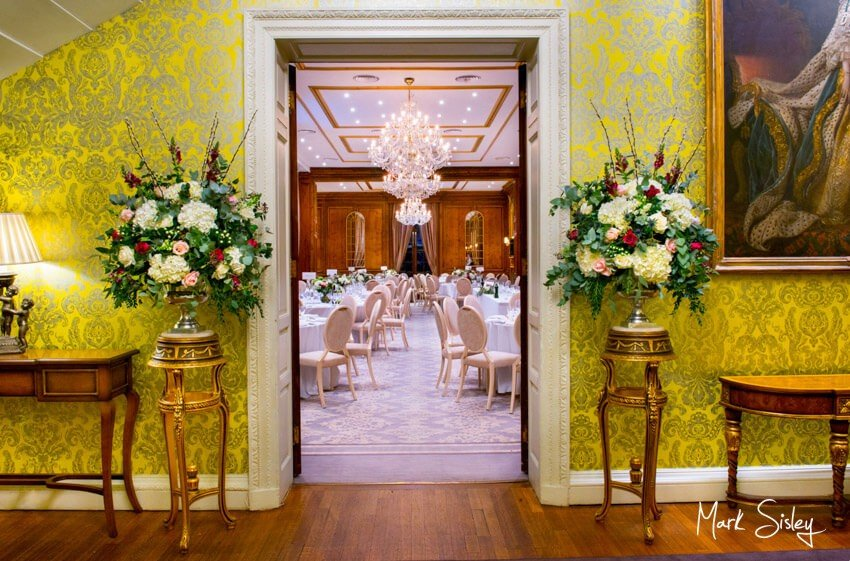 luxurious hotel interior - Mark Sisley Photography