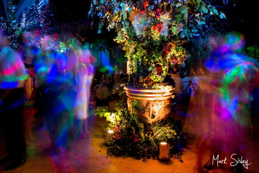 Dramatically lit urn - Mark Sisley Photography