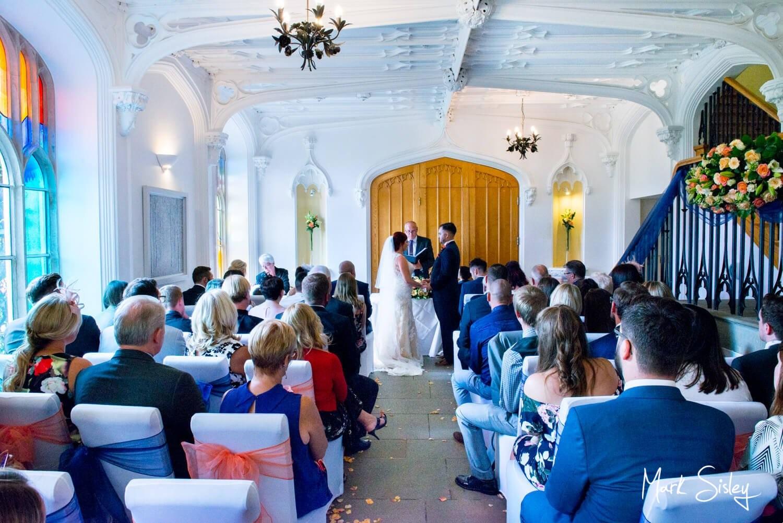 Missenden Abbey wedding civil ceremony celebration
