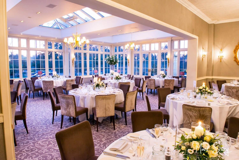St. Michaels Manor wedding venue interior
