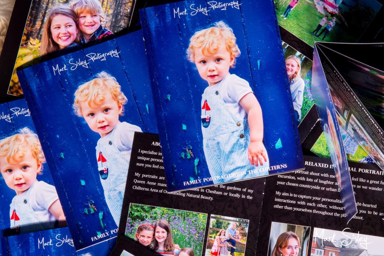 Buckinghamshire portrait gift vouchers
