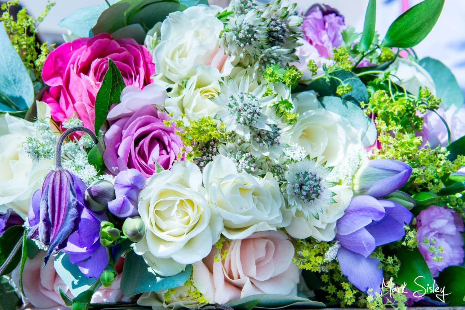 Taplow House Hotel wedding photos of the bridal bouquet