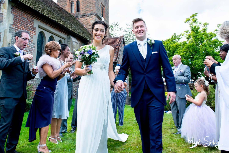 St James Church wedding in the pretty village of Fulmer, Bucks