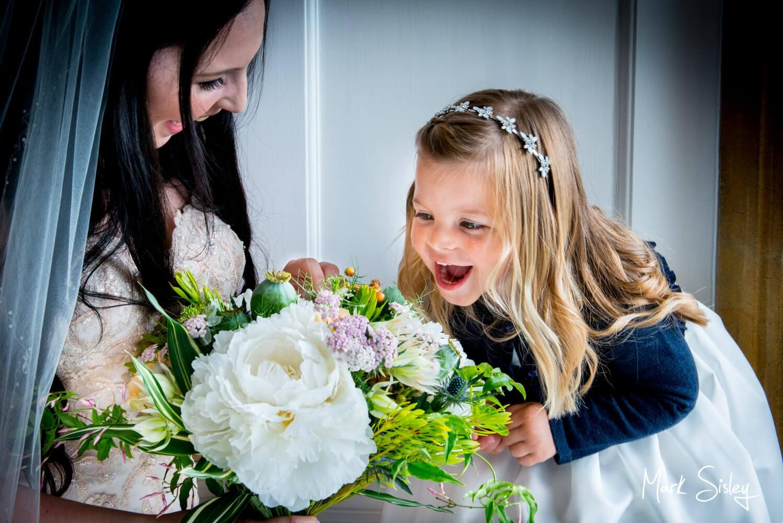 Eynsham Hall is great for wedding photographs