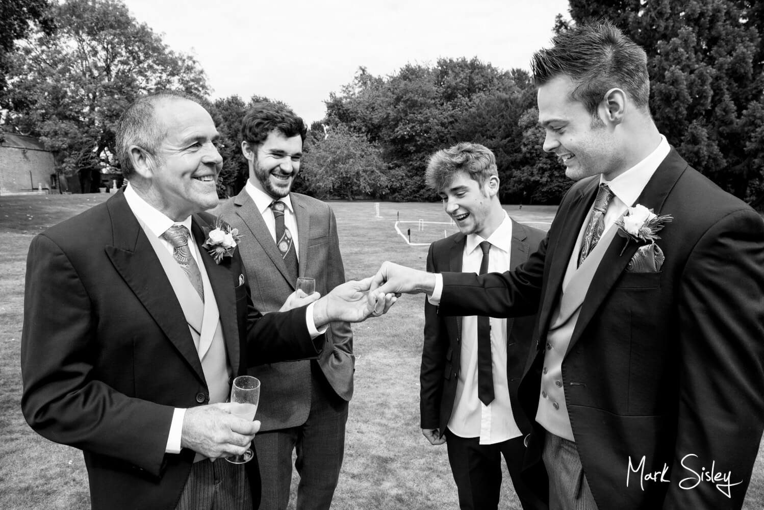 Taplow House Hotel funny wedding ring story